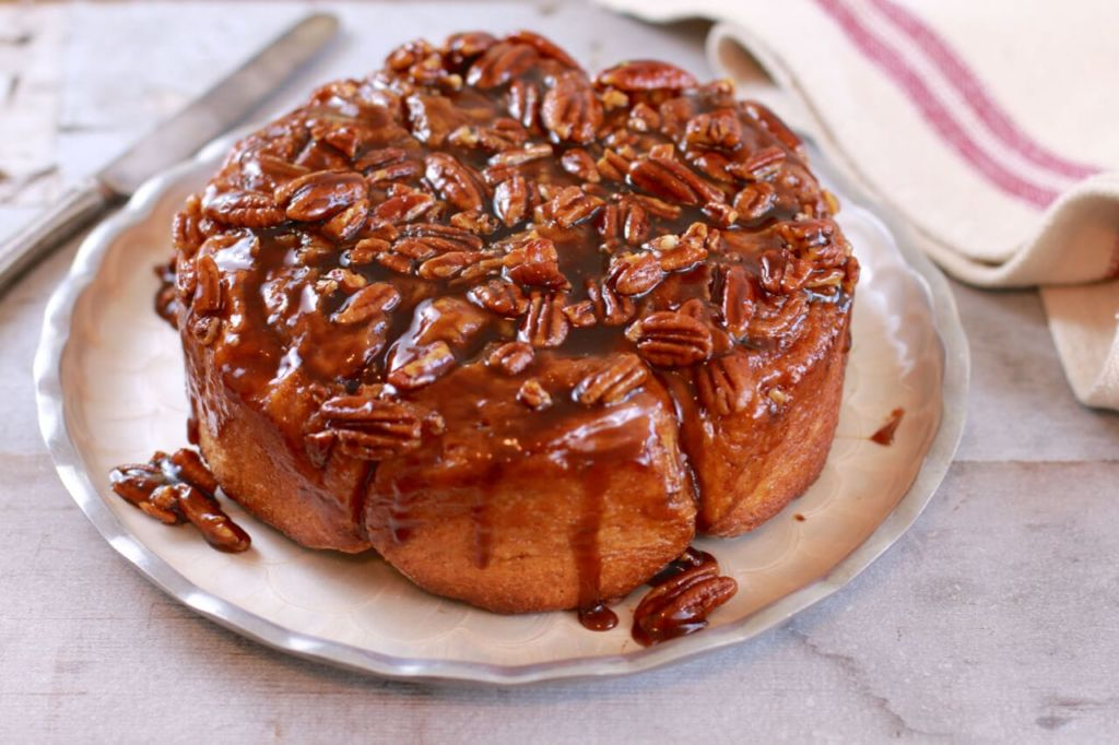 Ultimate Caramel Cake