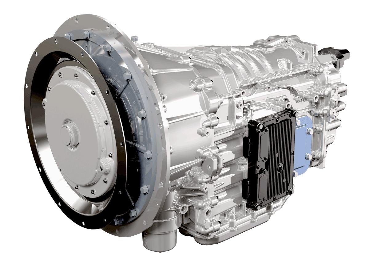 Eaton Introduces Medium Duty Dual Clutch Amt Trucking
