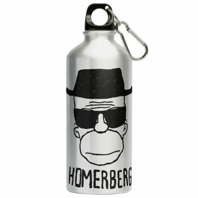 Squeeze Breaking Bad Homerberg Simpson 500ml