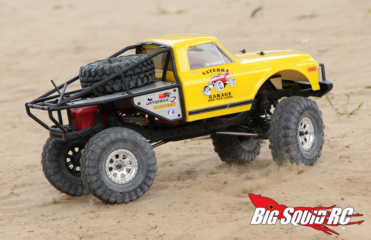 What Tires Crawling Rock Best Rc Are