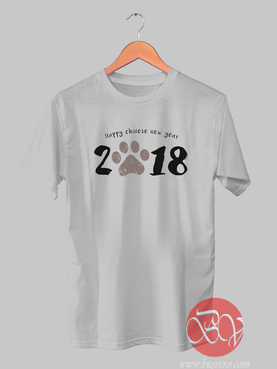 Happy Chinese New Year   Year Of The Dog T shirt   Ideas   Bigvero com Happy Chinese New Year Year Of The Dog T shirt