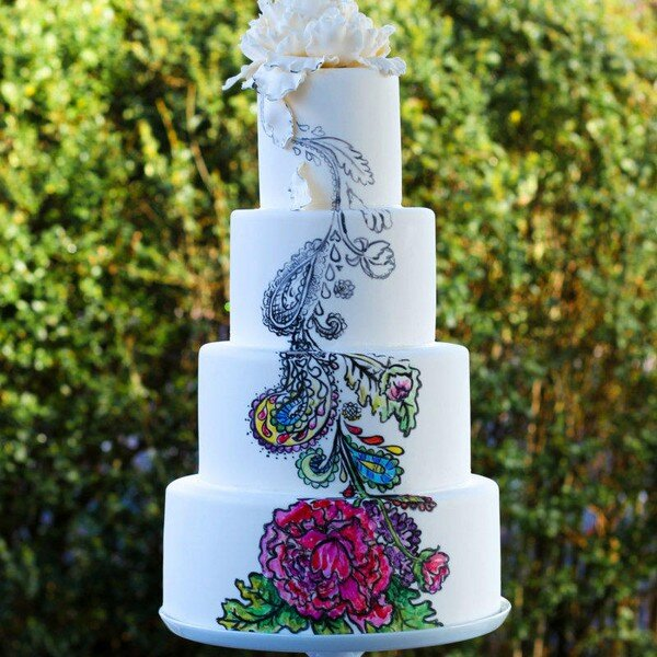 Non traditional wedding cakes gallery   Wedding cakes   Dessert     Gallery