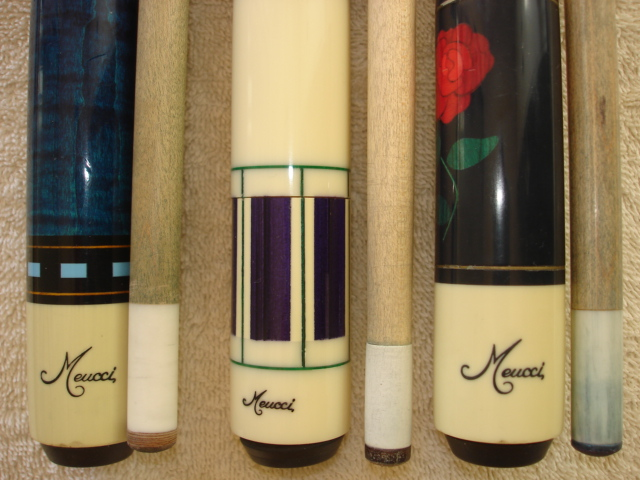 Meucci Original Pool Cues