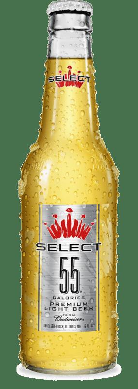budweiser beer calories - 285×800
