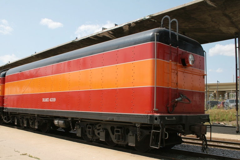 Southern Pacific 4449 Tender