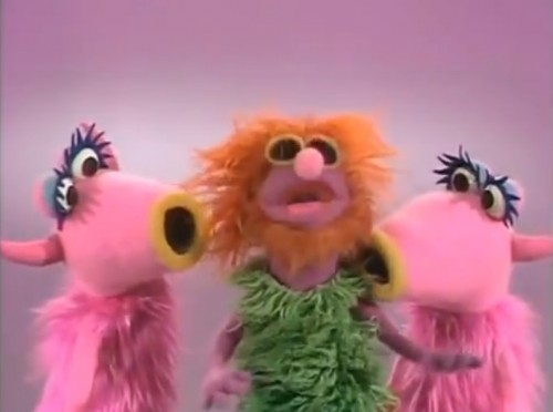 Harry Show Belafonte Muppet
