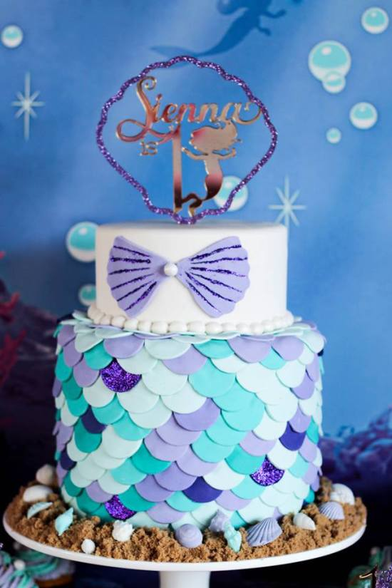 Under The Sea First Birthday Party Birthday Party Ideas