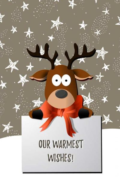 250 Merry Christmas Wishes + Cute Season's Cards to Share