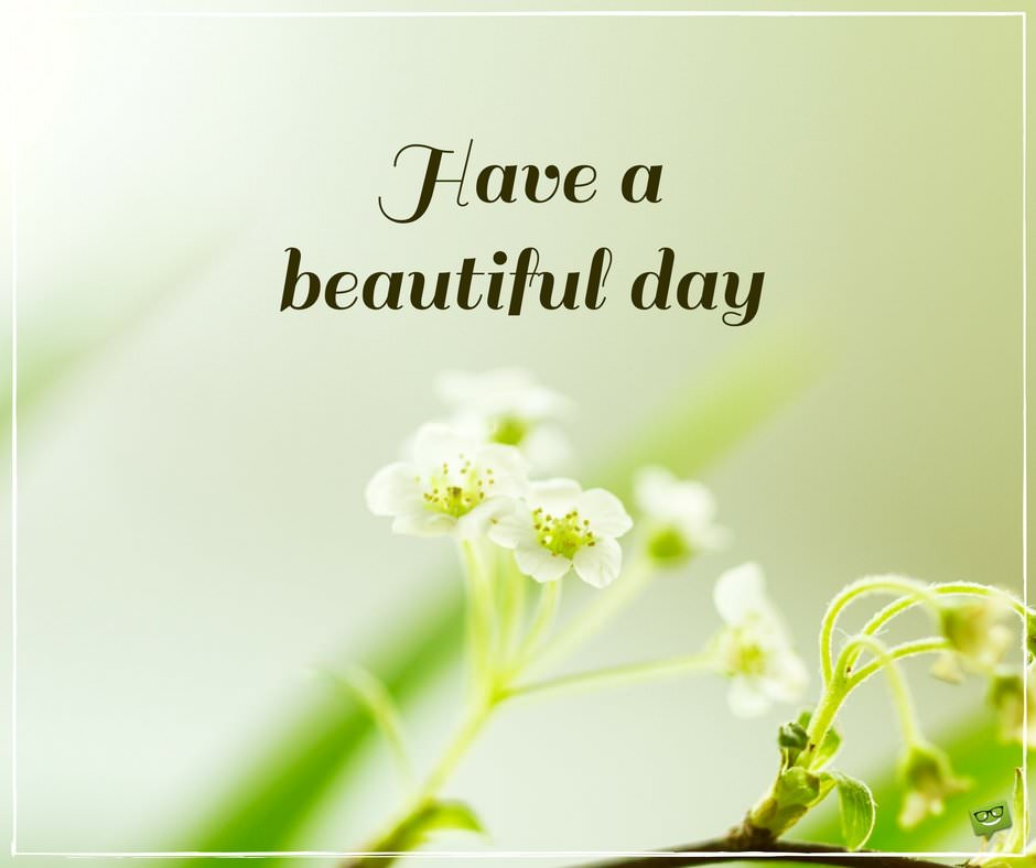 Have Great Day Quotes