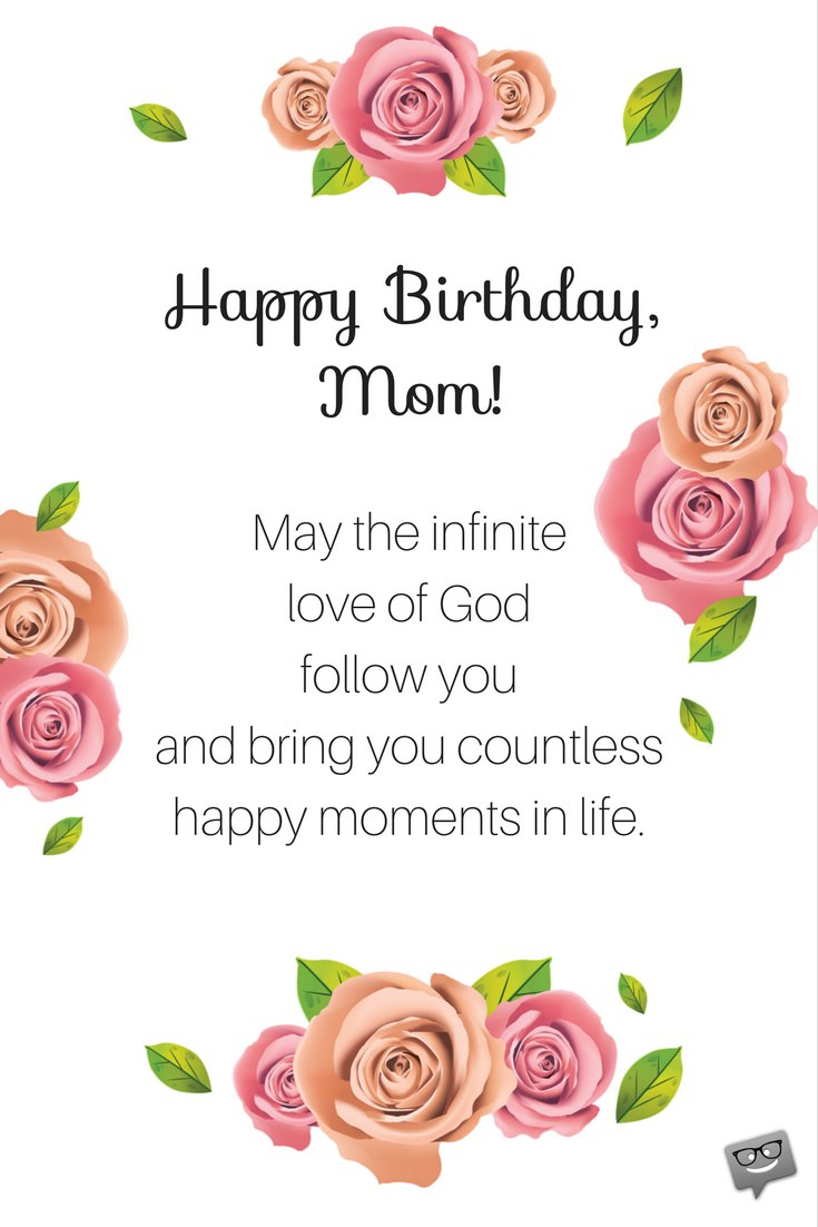 Happy Birthday Wishes Mothers 80th