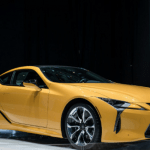 Lexus LC z nagrodą Production Car Design of the Year 2016