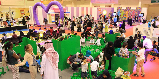 Bahrain Tourism and Exhibitions Authority concludes Lego Shows with     The Bahrain Tourism and Exhibitions Authority  BTEA  has successfully  concluded Lego Shows which was held between the 22nd and 31st of August  2018 at the