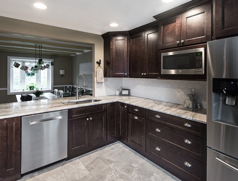 Allure Fusion Fabuwood Cabinets Bj Floors And Kitchens