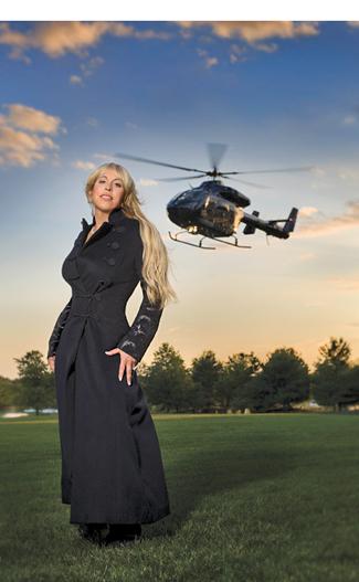 Md Helicopters Lynn Tilton Business Jet Traveler