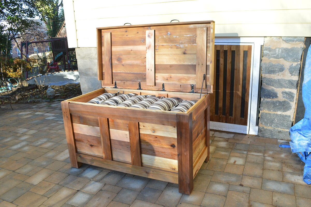 Diy Storage Outdoor
