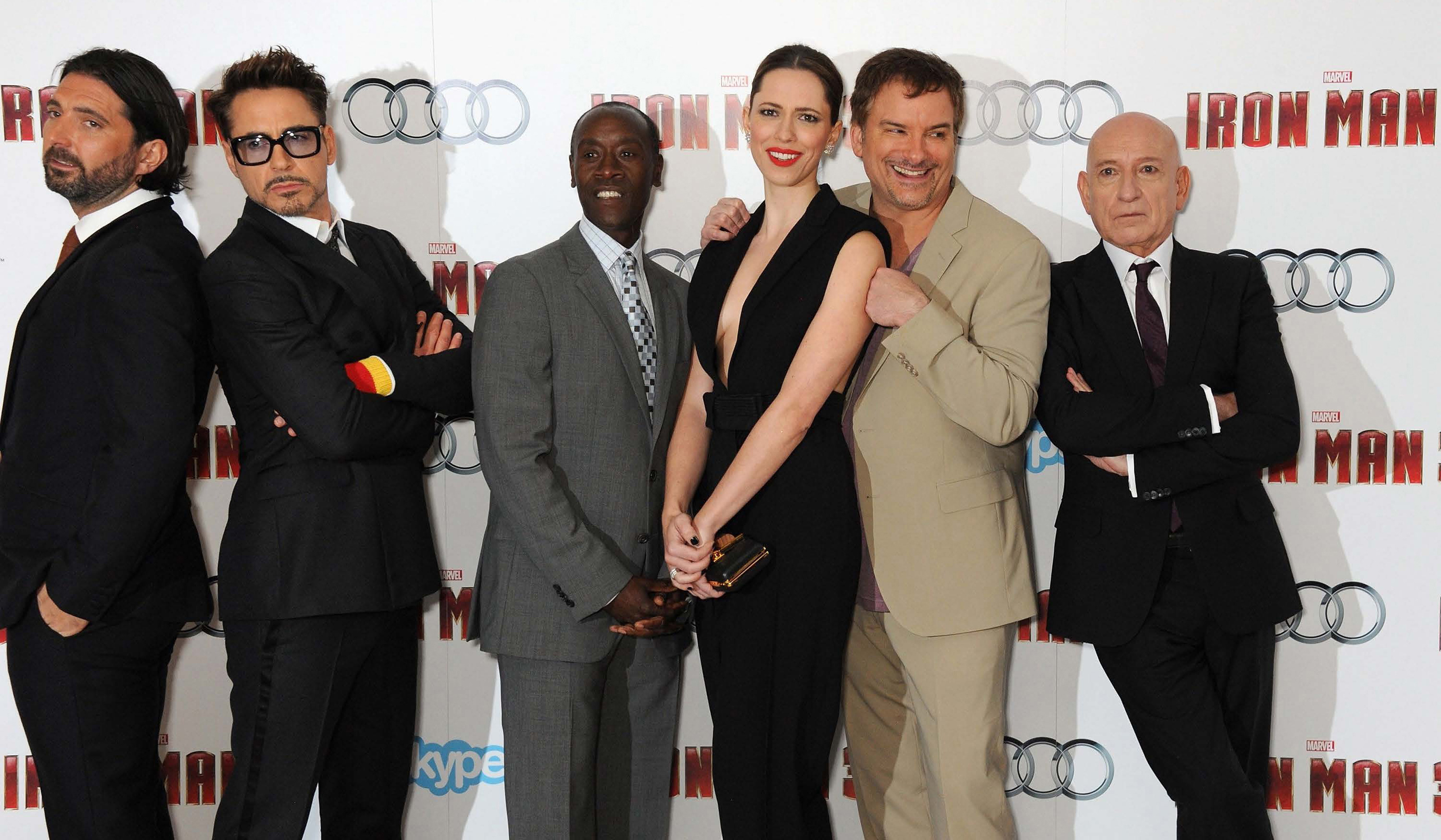 Exclusive Interview: Don Cheadle Suits Up for 'Iron Man 3 ...