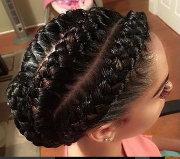 African Hairstyles Girls 11 12