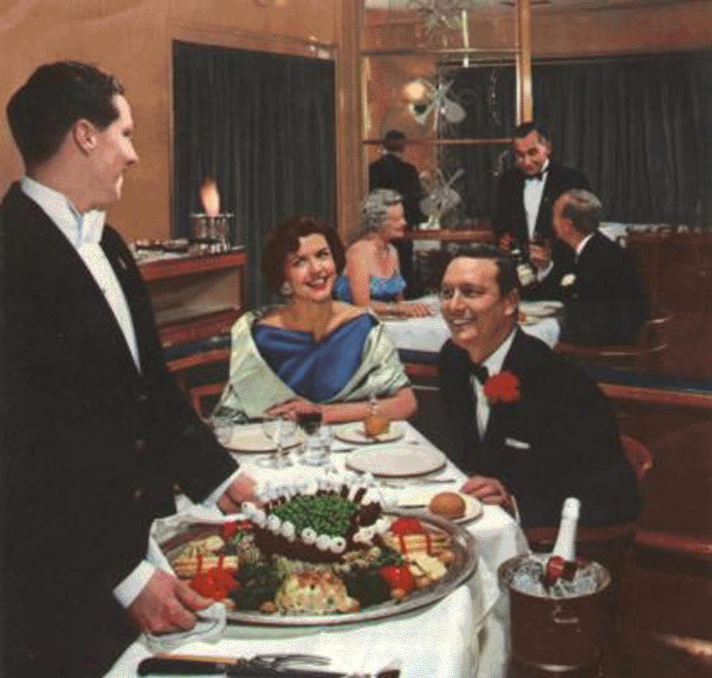 Formal Dinner Dress Etiquette