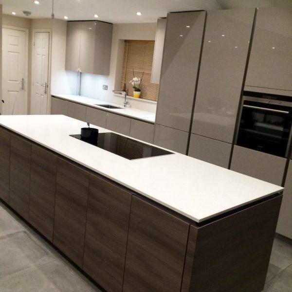 White Kitchens 2017 Uk