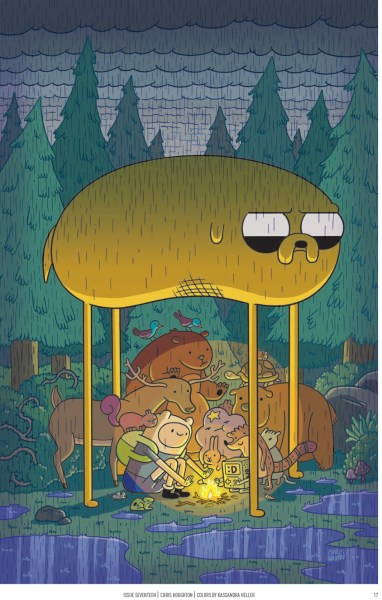 Preview The Colorful Covers Of Adventure Time  Eye Candy Vol  2         AdventureTime EyeCandy v2 PRESS 19