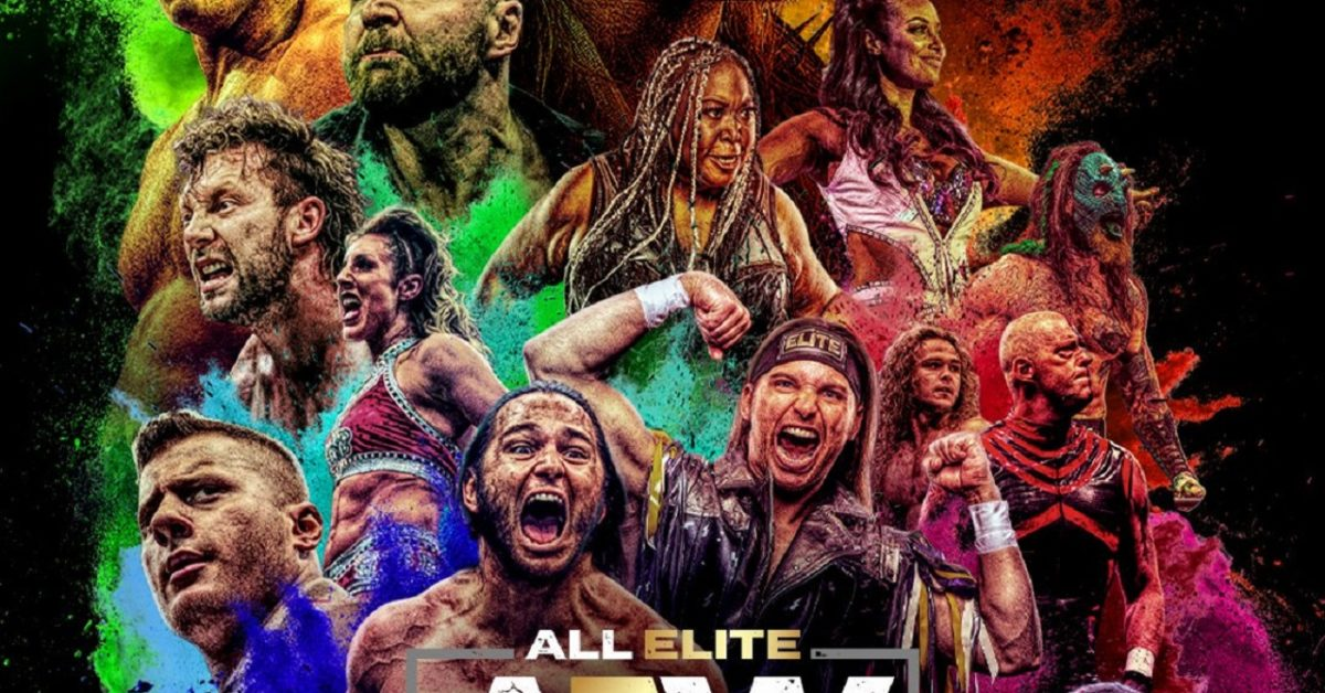 Quot All Elite Wrestling Dynamite Quot Tnt Announces Show Title