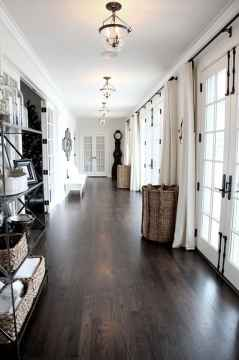 Home Stager Secrets   6 Eyesores that Make your Home Look Outdated     dark wood floors hallway