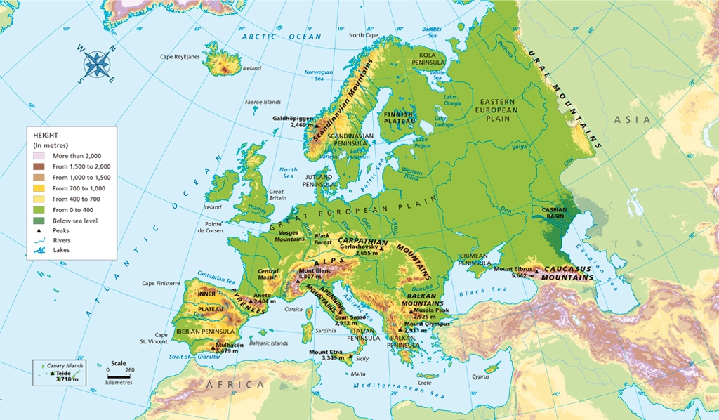 europe physical map ural mountains      4K Pictures   4K Pictures  Full     Ural Mountains Wikipedia Geography Ural Mountains Map Geography of europe  physical features europe map with physical features deltaadventure info  important