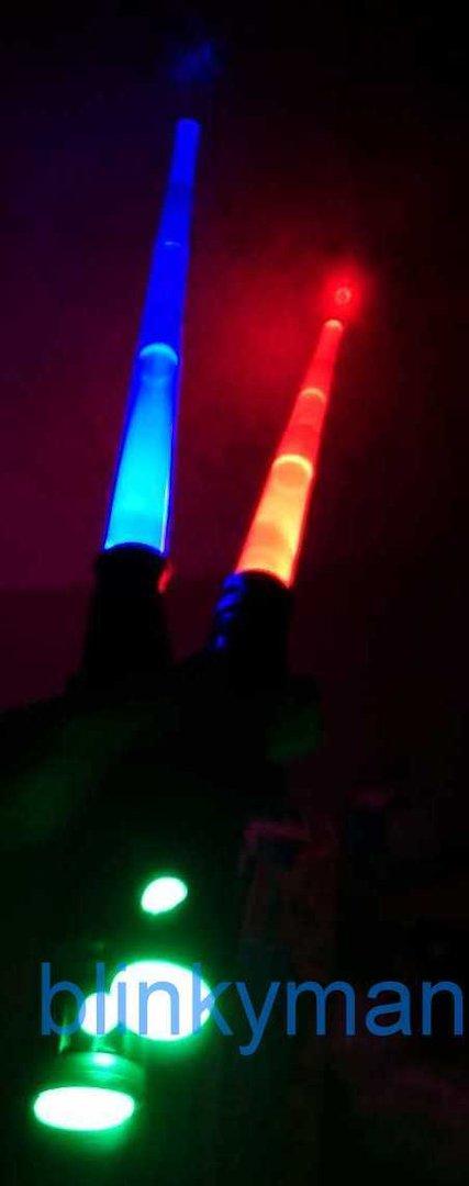 Flashy Blinky Lights