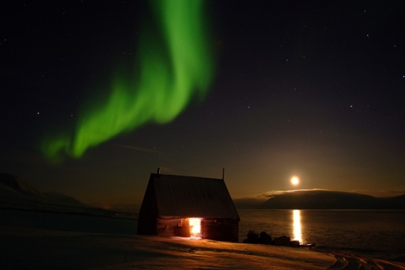 Can You See Northern Lights Norway August