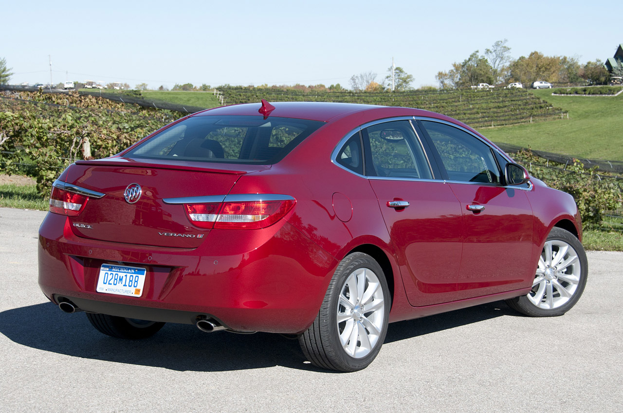Buick Turbo Verano Sales