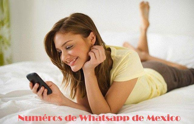 whatsapp de mujeres solteras oaxaca mexico