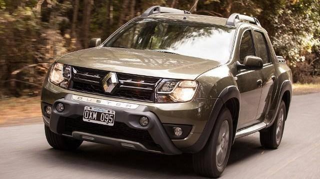 Renault Duster Oroch 2019 En Argentina Precios Y Versiones