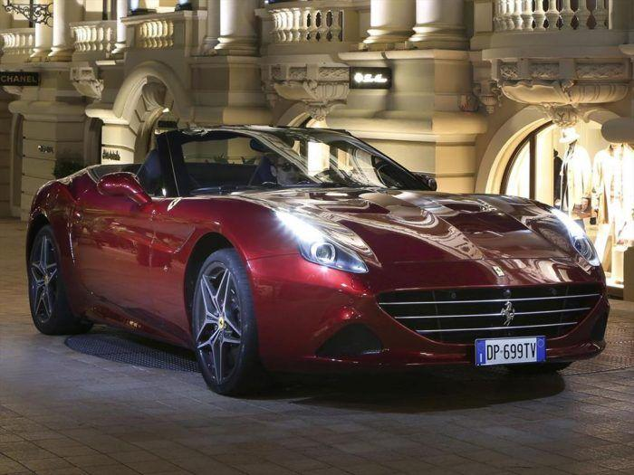 Ferrari California 4.6L Turbo Nafta U$S 575.000