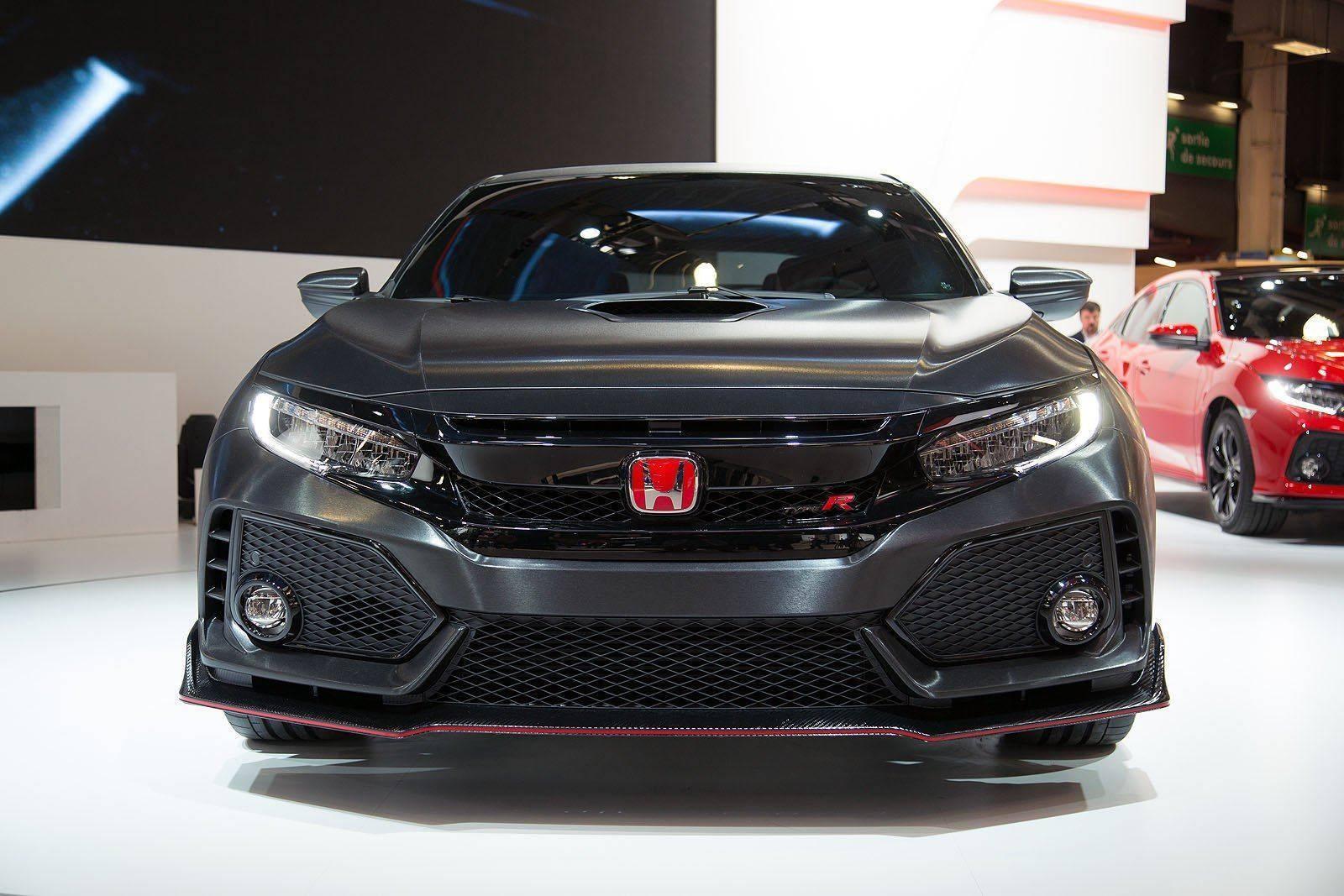 Nuevo Honda Civic Type R 2018 Motor Interior Y Especificaciones