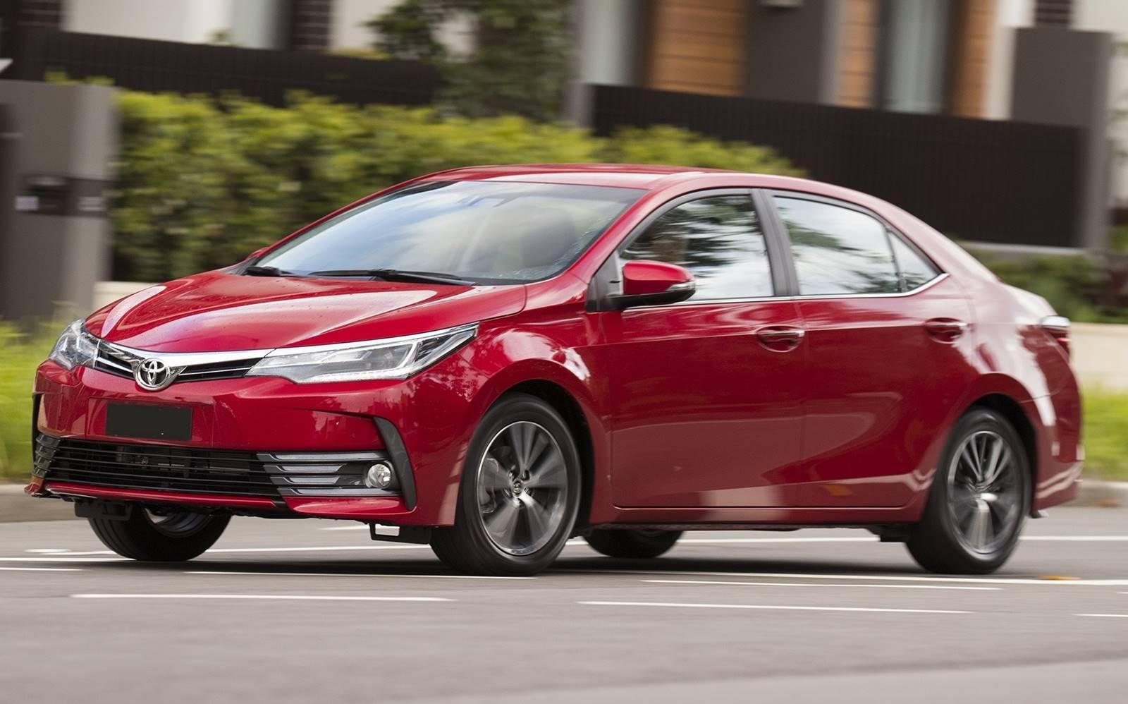 Nuevo Toyota Corolla 2018 En Argentina Dise 241 O Motor