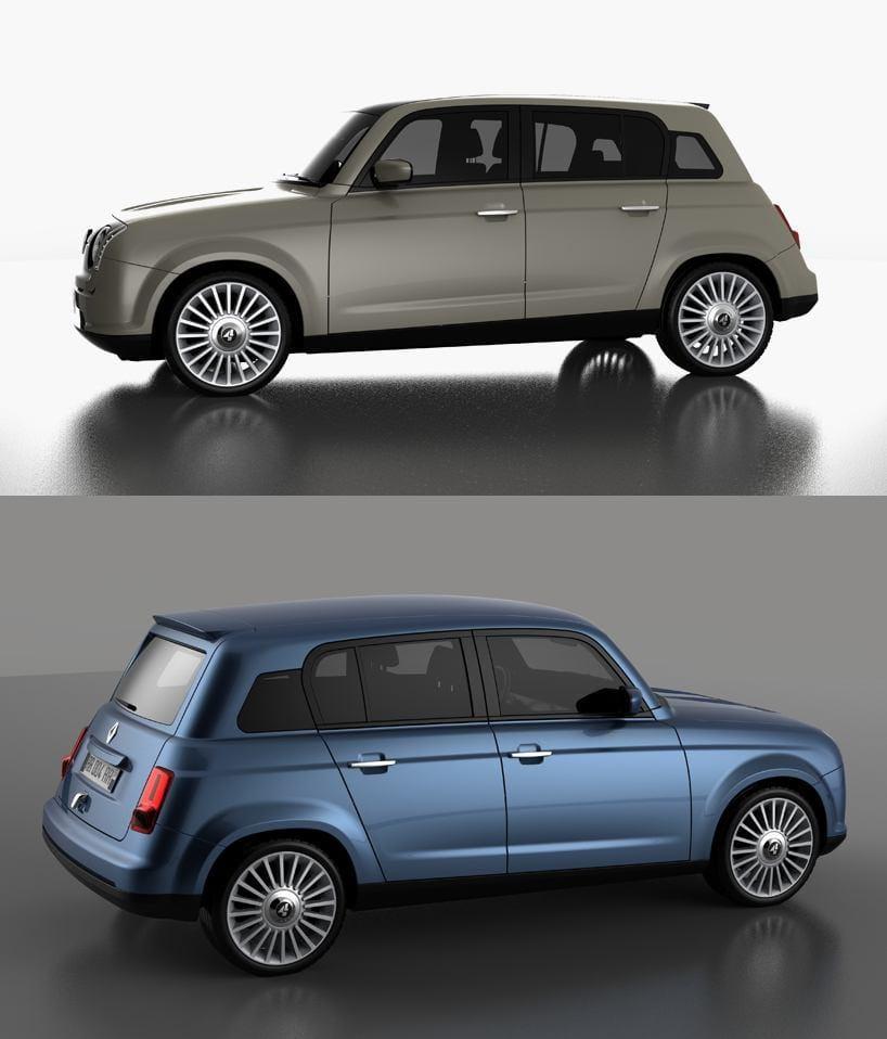 Nuevo Renault 4 2020 Vuelve Un Icono De Renault En Un
