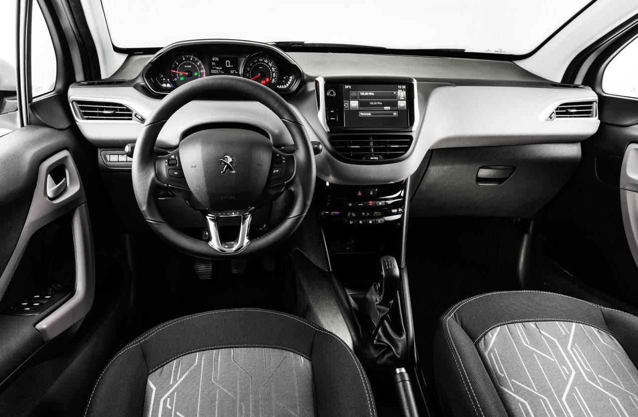 nuevo peugeot 208 active 2017 en argentina precio equipamiento blog de coches. Black Bedroom Furniture Sets. Home Design Ideas