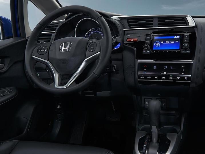 Honda fit iii 2018 argentina precio versiones ficha for Honda fit 2017 precio