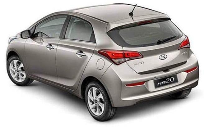 eda1deaad0d37 Hyundai HB20 (2018) Precio, Ficha Técnica, Versiones, Motor - Blog ...
