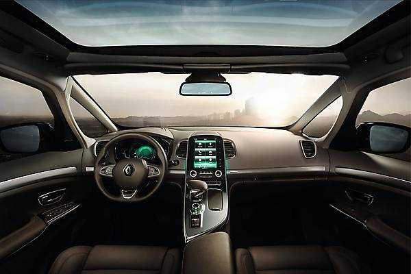 renault espace 2018 2019 precio versiones motor fotos blog de coches. Black Bedroom Furniture Sets. Home Design Ideas