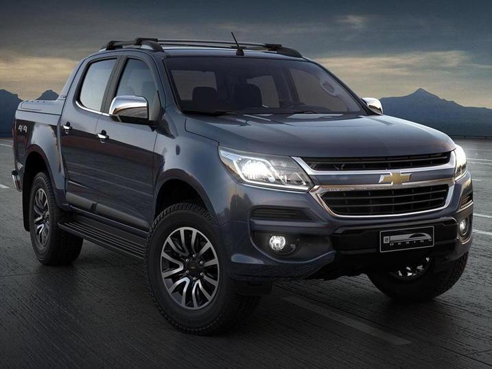 Chevrolet S10 2020 en Argentina: Precio, Versiones ...