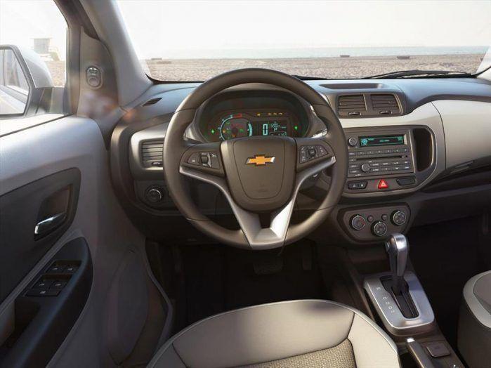 Chevrolet Spin 2018 Lt Ltz Precio Versiones Motor Ficha