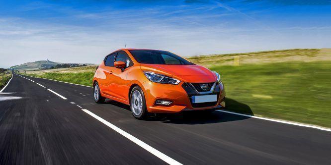 Nissan March 2018-2019, Precio, Motor, Fotos, Fecha de ...