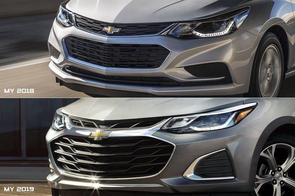 Chevrolet Cruze 2019, Diseño, Interior, Seguridad, Motor