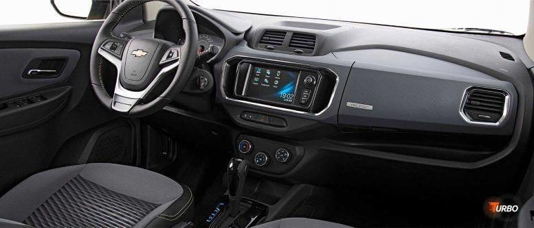 Chevrolet Spin 2019 Precio Versiones Equipamiento Ficha Tecnica