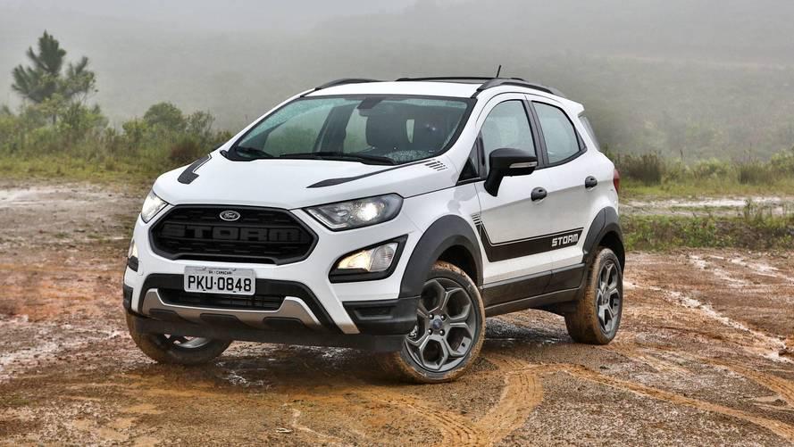 Ford Ecosport Storm 2020 Precio En Argentina Versiones