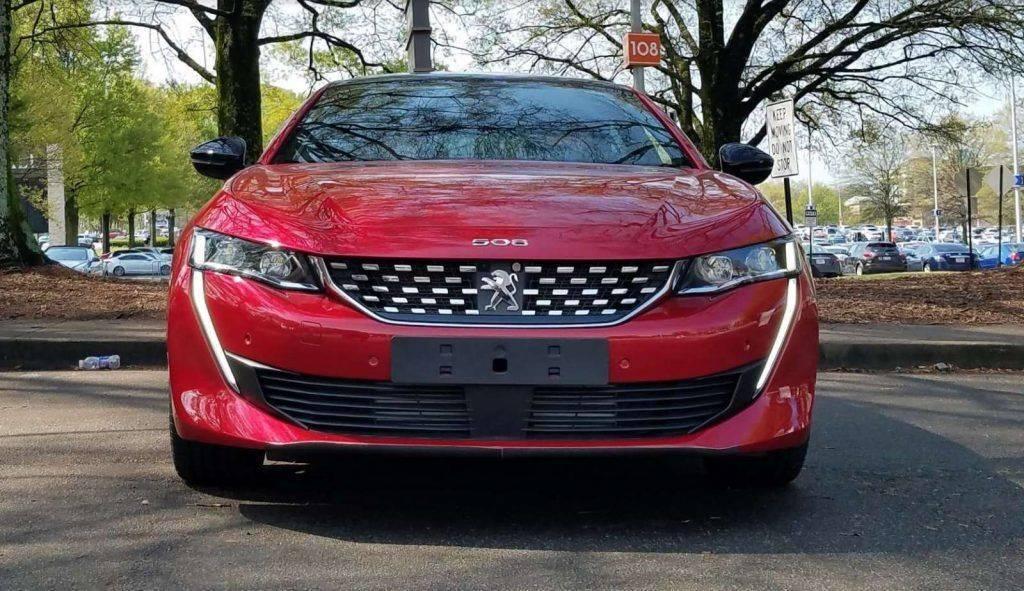 Asi Es El Peugeot 508 Gt 2020 Fotos Motor Interior Blog