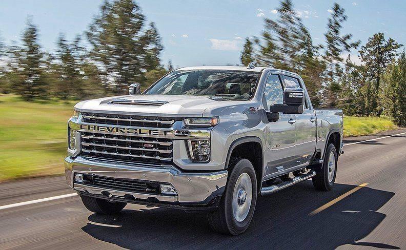 Nueva Chevrolet Silverado 2020, Precio, Motores, Versiones ...