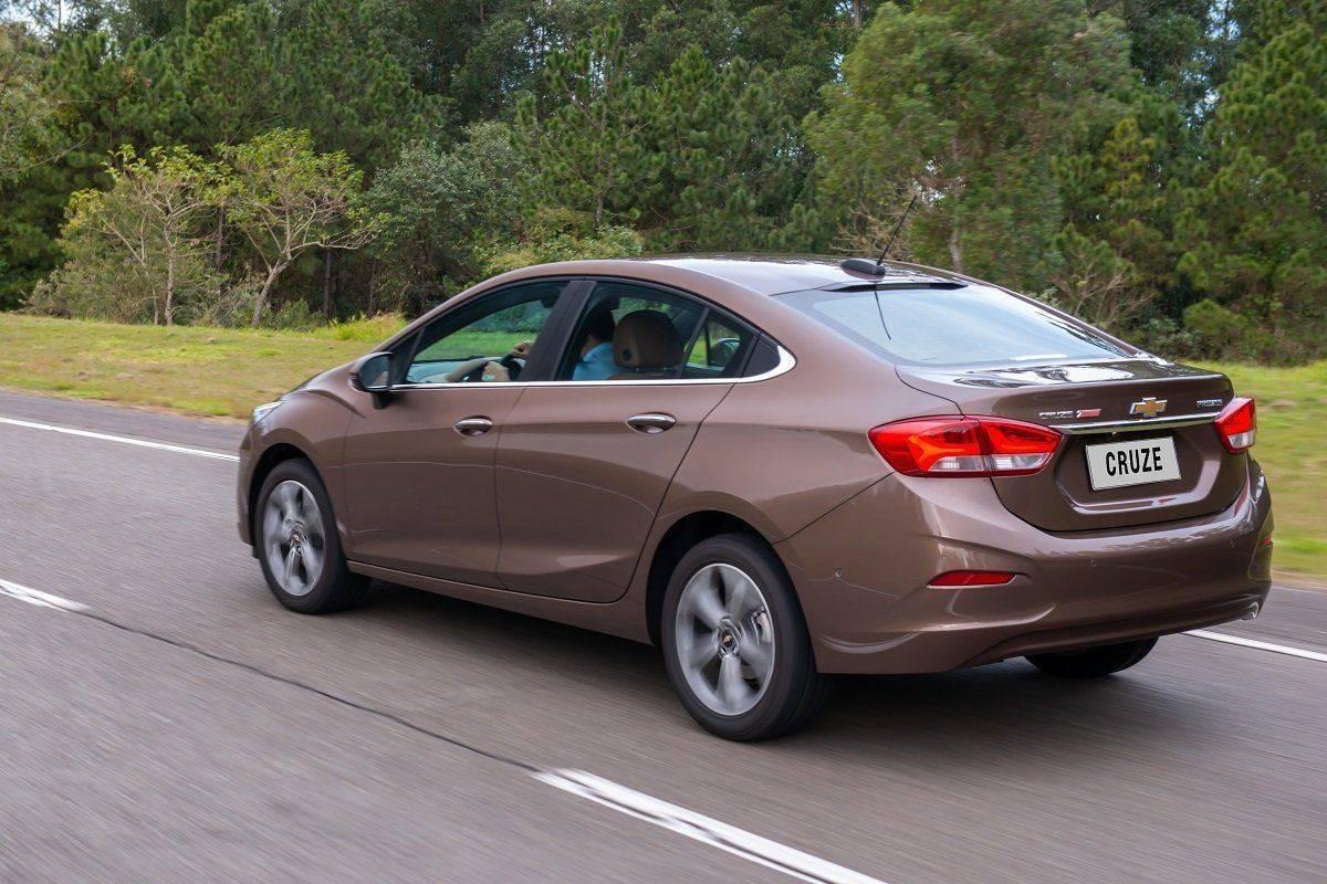 Nuevo Chevrolet Cruze 2020 viene con Internet y WIFI ...