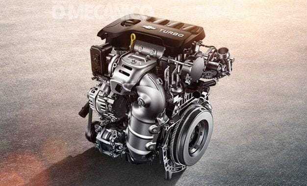 Motor Chevrolet Onix LTZ 1.0 Turbo 2020